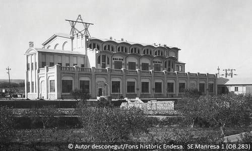 Central elèctrica La Catalana