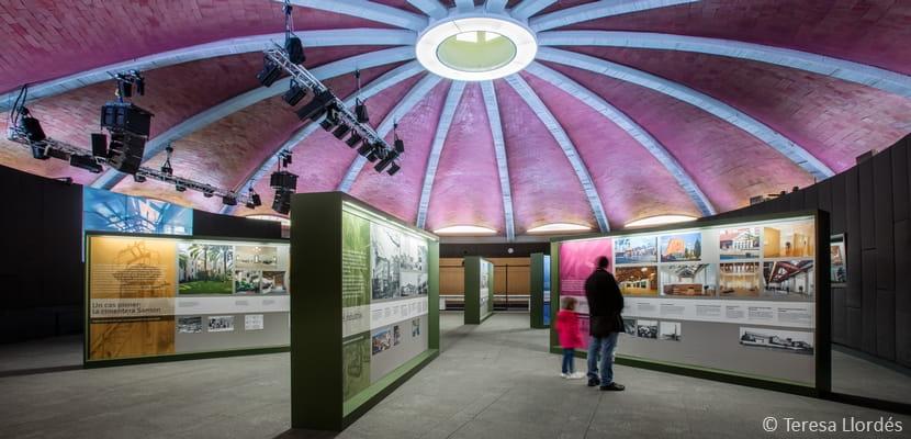 Exposició Espais recobrats a Cornellà