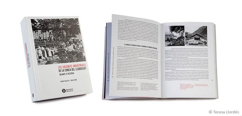 Llibre Colònies Llobregat